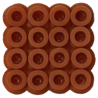 Bead color: Rust No. 5