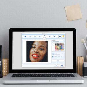 PhotoPearls mönsterskapare för macOS och Windows