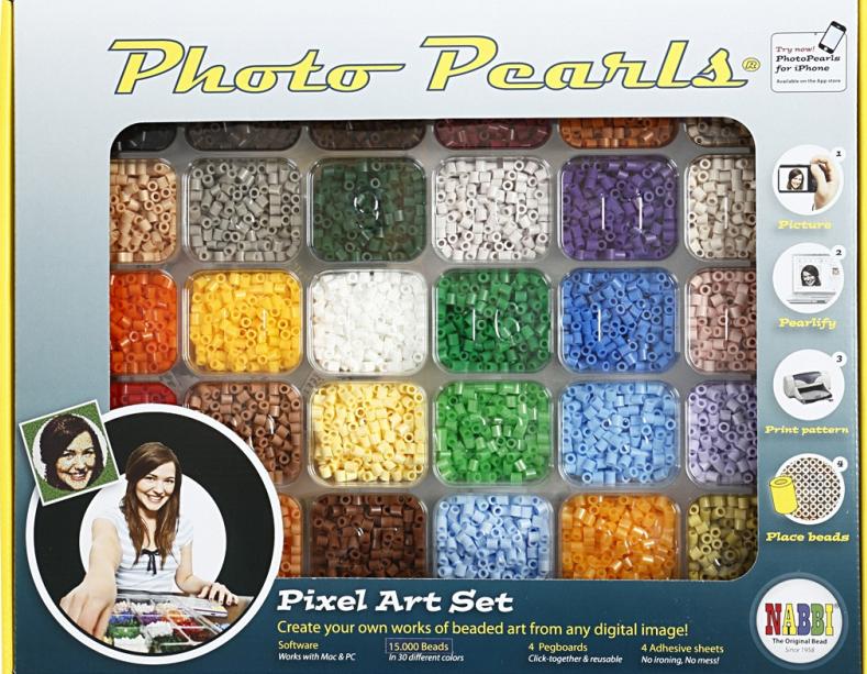 PhotoPearls startförpackning