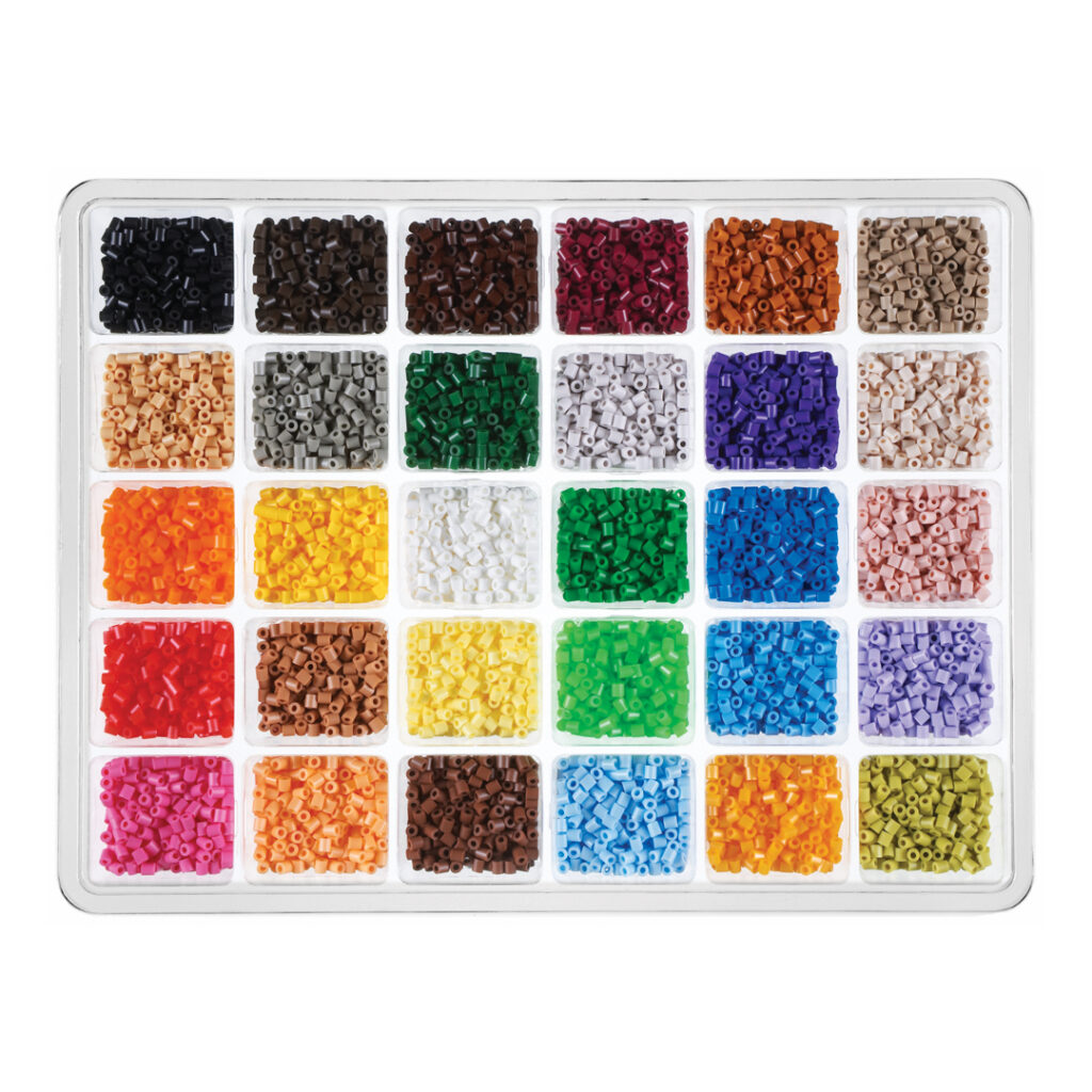 Tray 15.000 PhotoPearls Beads