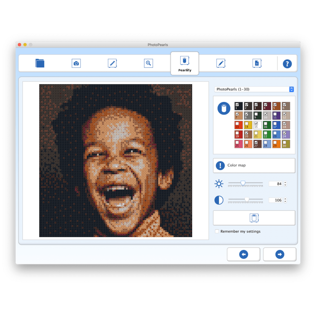 PhotoPearls software